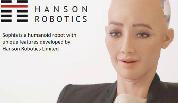 Sophia Most Advanced Robot
