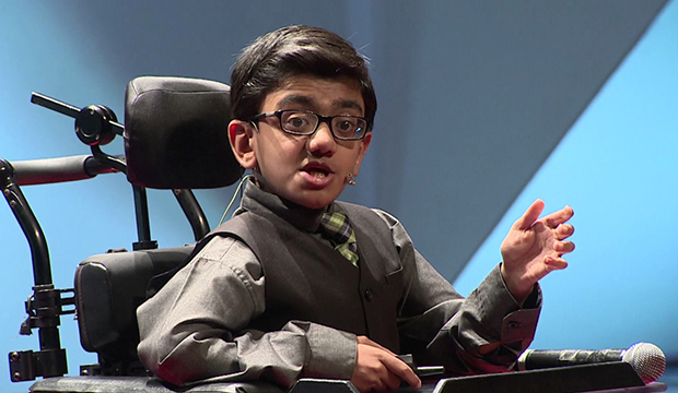 Sparsh Shah 13-years old child Sensation