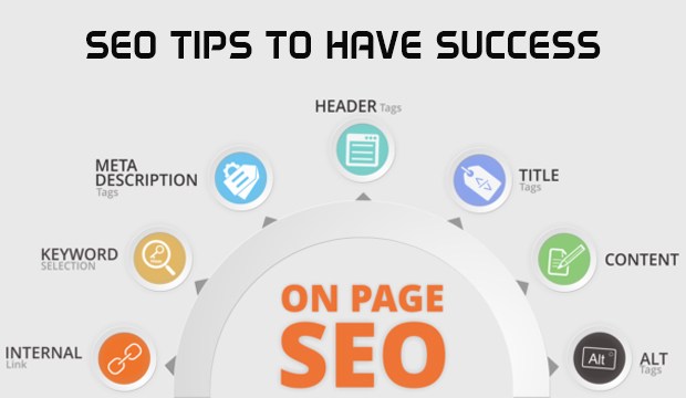 6 SEO tips to feel like you have success in the bag