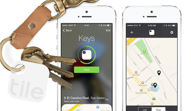 tile mate key finder and bluetooth tracker
