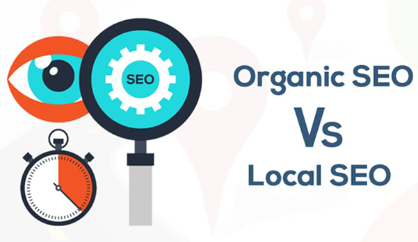 Difference between Seo vs local Seo