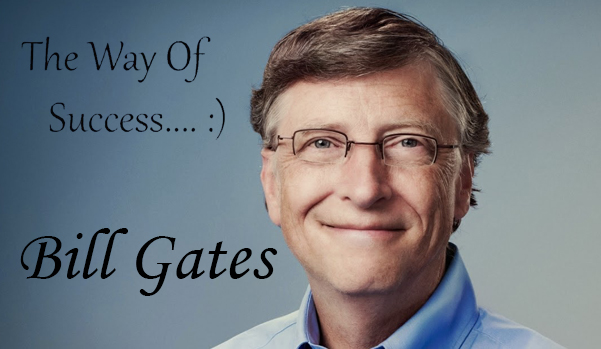 Bill Gates Success Of Story