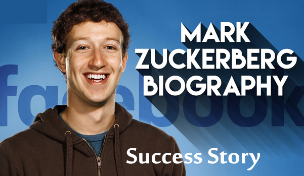 Mark Zuckerberg Success Story